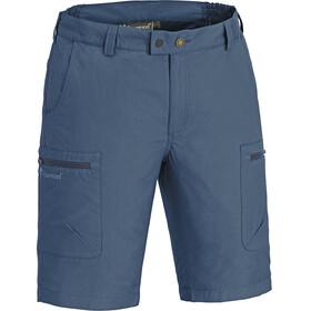 Pinewood Tiveden TC Spodnie krótkie Mężczyźni niebieski